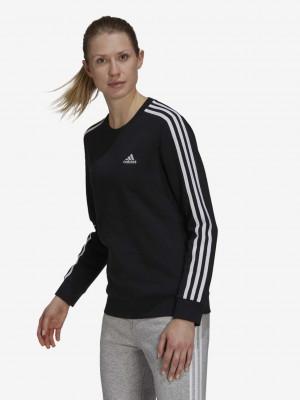 W 3S FL SWT Mikina adidas Performance Černá