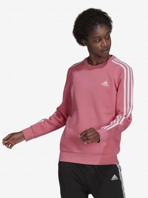 W 3S FL SWT Mikina adidas Performance Růžová