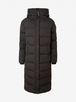 Norah Zimní bunda Pepe Jeans Černá