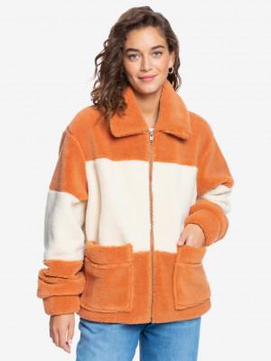 Zimní bunda Roxy Oranžová