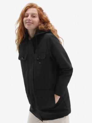 Drill Long Zimní bunda Vans Černá