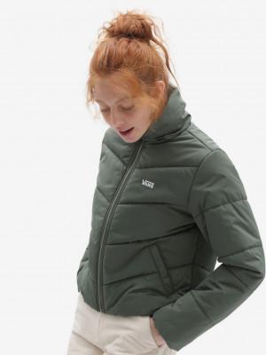 Foundry Zimní bunda Vans Zelená