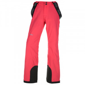 Dámské lyžařské kalhoty Europa-w růžová - Kilpi