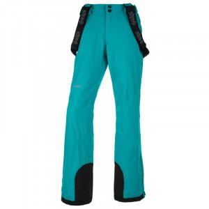 Dámské lyžařské kalhoty Europa-w tyrkysová - Kilpi