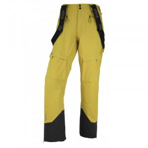 Pánské outdoorové kalhoty Lazzaro-m žlutá - Kilpi