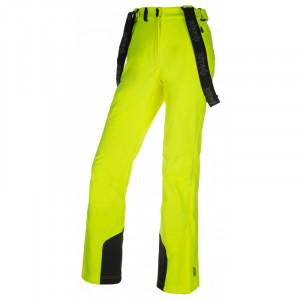 Dámské softshellové kalhoty Rhea-w žlutá - Kilpi