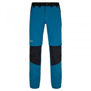 Pánské outdoorové kalhoty Hosio-m tmavě modrá - Kilpi