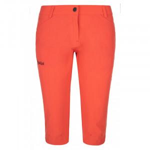 Dámské outdoorové kalhoty Trenta-w korálová - Kilpi (nadměrná velikost)
