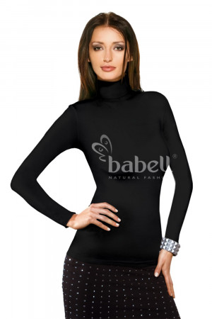 Dámské tričko Kimi black - BABELL černá