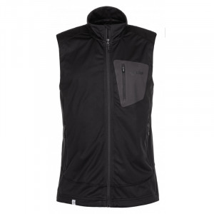 Pánská softshellová vesta Tofano-m černá - Kilpi