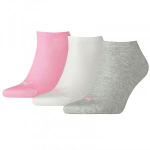 Puma Unisex tenisky Plain 3P 906807 20 ponožek 35-38