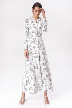 Denní šaty model 140883 Nife