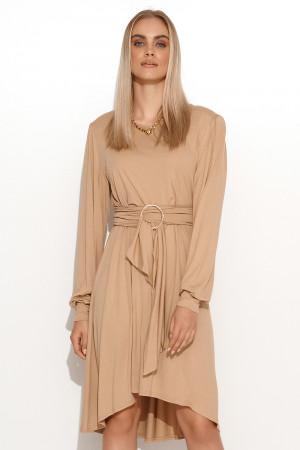 Denní šaty model 156984 Makadamia  40/42
