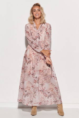 Denní šaty model 149407 Makadamia  40/42