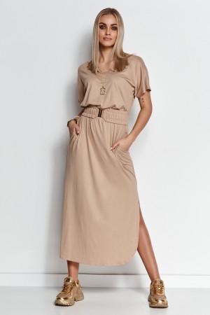 Denní šaty model 153547 Makadamia  36/38