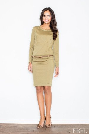 Denní šaty model 49879 Figl
