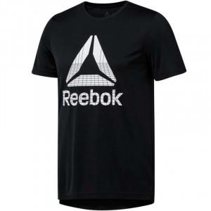 Reebok Workout Graphic Tech Tee M DU2178