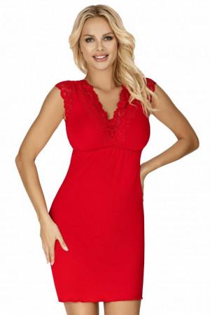 Luxusní košilka Brenda červená Červená
