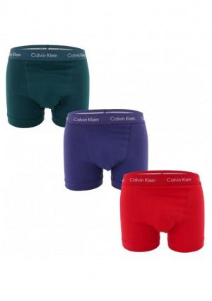 Pánské boxerky Calvin Klein U2662 3 PACK L Dle obrázku