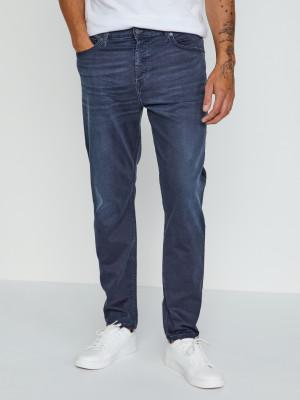Fining Jeans Diesel Modrá