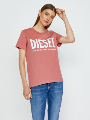 Sily-Ecologo Triko Diesel Růžová