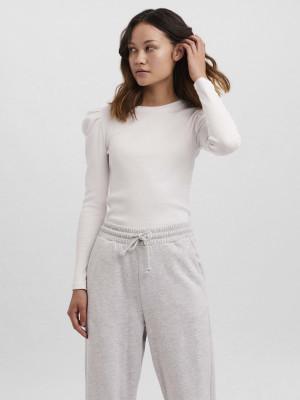 Natasha Triko Vero Moda Bílá