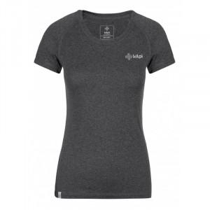 Dámské funkční tričko Border-w tmavě šedá - Kilpi
