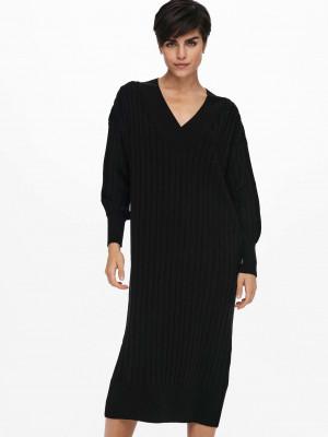 New Tessa Šaty ONLY Černá