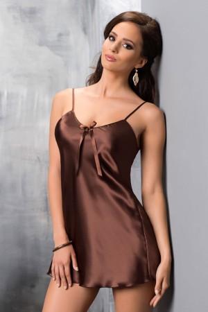 Elegantní košilka Aria Choco