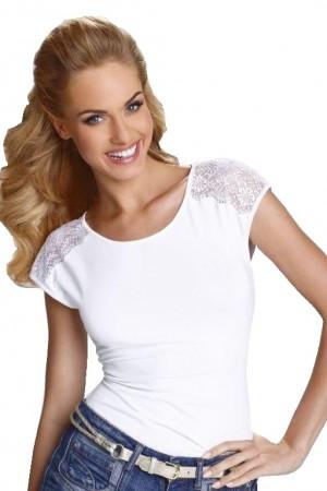 Dámské triko Tosca bílé