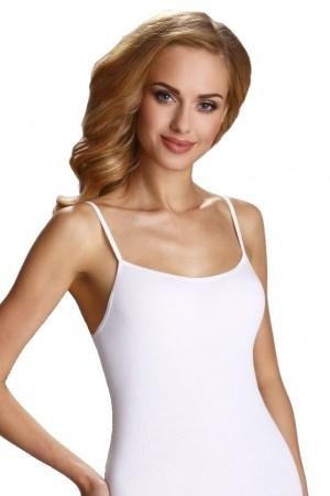 Dámská spodní košilka Catherine bílá  XL