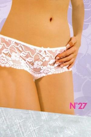 Dámské kalhotky 27 bílá