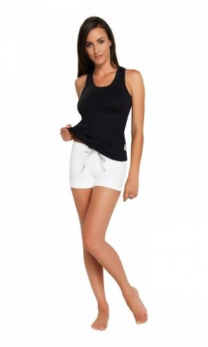 Fitness šortky Adela I nair bílá