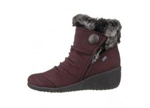 Kotníčková obuv RIEKER Y0363-35