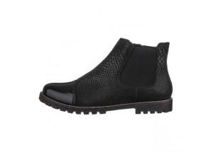 Kotníčková obuv RIEKER Y4282-00