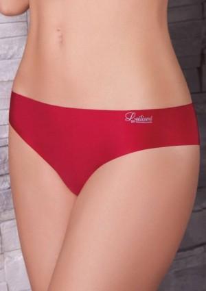 Bezešvé kalhotky brazilky Leilieve 3354 více barev L Bílá