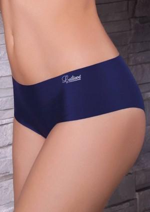 Bezešvé kalhotky šortky Leilieve 3364 více barev L Bílá