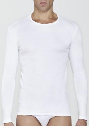 Pánské tričko Pierre Cardin Mosca L Bílá