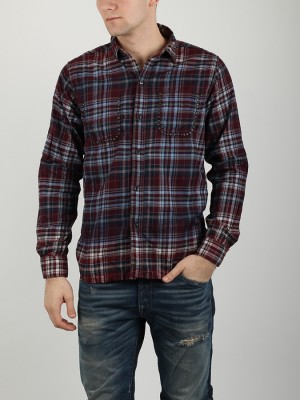 Košile Replay M4859 Barevná