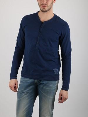 Tričko Replay M6448 Modrá