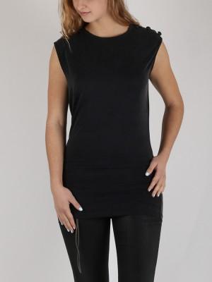 Tričko Replay W3585 Černá