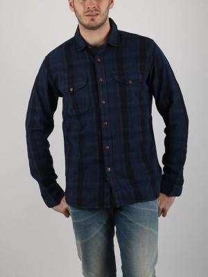 Košile Replay M4861 Modrá