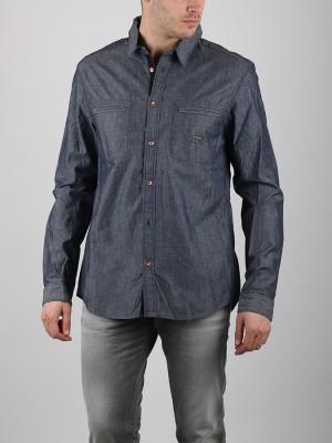 Košile Replay M4887 Modrá