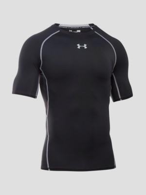 Kompresní tričko Under Armour HG SS Černá