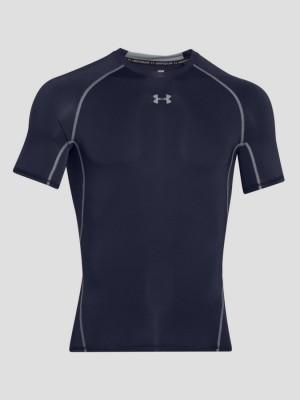 Kompresní tričko Under Armour HG SS Modrá