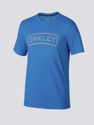Tričko Oakley O-TAB TEE Modrá
