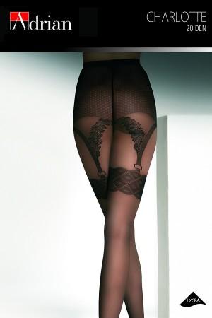 Punčochové kalhoty Charlotte
