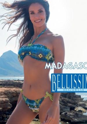 Dámské plavky Madagascar Bellissima 65 B Verde-zelená