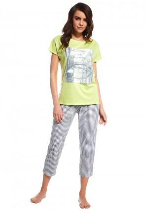 Dámské pyžamo Cornette 670/96 L Dle obrázku