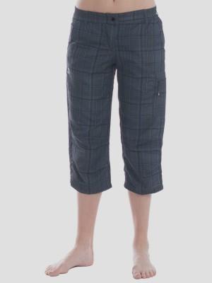 Capri kalhoty Alpine Pro MAINADA Růžová